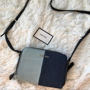 BRAND NEW WITHOUT TAGS NINE WEST CROSSBODY BAG